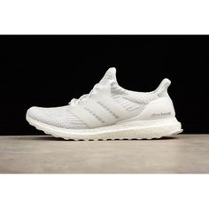 new products cf08c 6bdf7 Nuovi Scarpe Adidas Ultra Boost Bianca Splendore in Il Buio Online