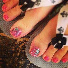 Simple toe design