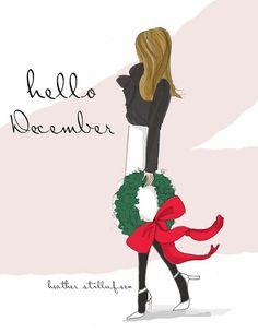 Good Bye November Hello December.