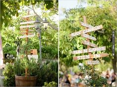 wedding signs | VIA #WEDDINGPINS.NET