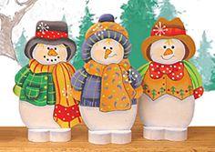 Smidget Snowmen Download