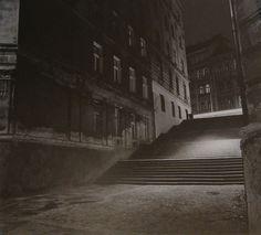 The street cat Prague City, Praha, Black And White, Architecture, Street, Arquitetura, Black N White, Black White, Architecture Design