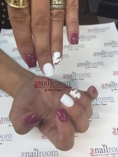 Acrylic Nails New Color