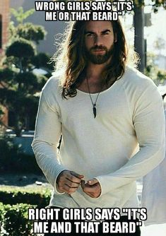 💗Brock O'Hurn 💏Angela💗Canalejo 💗Angel Blue eyes 💗 came by to see how you were doing💗 Brock Ohurn, Gorgeous Men, Beautiful People, Hair And Beard Styles, Long Hair Styles, Style Masculin, Fine Men, Good Looking Men, Bearded Men