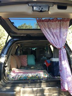 """Van Life Hacks That Will Blow Your Mind! Excellent """"Kia Sedona"""" info is offered on our website. Have a look and you will not be sorry you didExcellent """"Kia Sedona"""" info is offered on our website. Auto Camping, Minivan Camping, Camping Diy, Truck Camping, Camping Guide, Camping Hacks, Camping Essentials, Best Cars For Camping, Camping Gear"""
