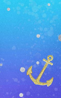 Anchor Wallpaper, Nautical Wallpaper, Iphone Wallpaper, Dream Catcher, Girly, Graphic Design, Anchors, Pattern, Backgrounds