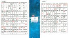 Organizația ASASC Romania , cu ajutorul Comisiei Administrative și Departamentului Administrație Web a lansat noul Calendar Pagan sau Satanic ECLETIC. Cine dorește sa îl achiziționeze o poate face...