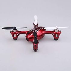 Shop best Original Hubsan RC RTF Quadcopter Toys W/ HD Camera Red & Silvery (Hubsan Quadcopter;Hubsan Quadcopter) at bargain prices from RcMoment. Rc Drone, Drone Quadcopter, Remote Control Drone, Drone Technology, Technology Gadgets, Model Hobbies, Drone Photography, Red And White, The Originals