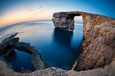Malta and Gozo are located in the Mediterranean Sea, south of Sicily. Malta is the largest island, with Valetta the capital. - Malta Travel Notes - http://tnot.es/MT