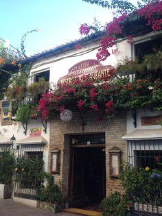 Restaurante Casanis en la Calle Ancha, MARBELLA