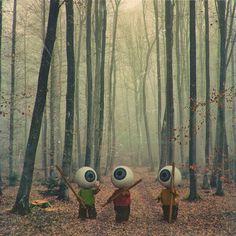 Eyeball Buddys