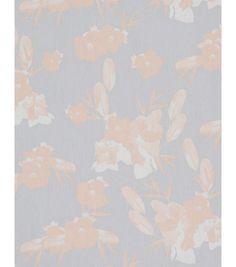 Nate Berkus Home Decor Fabric-Dree Floral Paramount Nectar
