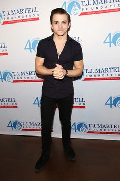 Hunter Hayes attends T.J. Martell Foundation's 16th Annual New York Family Day