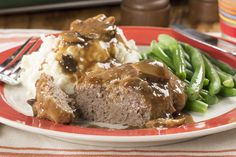 Weeknight Salisbury Steak | MrFood.com