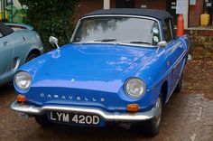 Renault Caravelle, I remember those, they were a nicer looking Dalphine