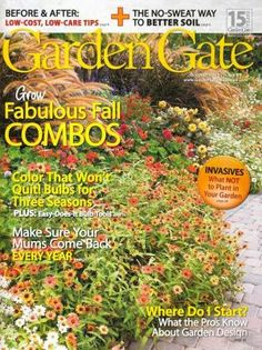 The Top 10 Gardening Magazines: Garden Gate Magazine