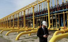 Ukrainian Energy Minister Hopes to Sign Winter Package Gas Deal With Gazprom