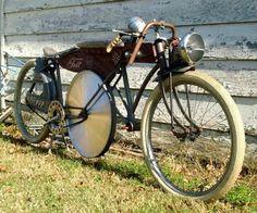 love this flywheel racer bike. awesome!