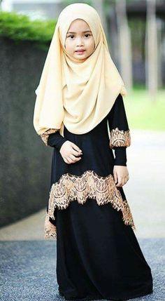 Baju anak islami