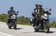 Intermot: Novas Suzuki V-Strom 650 e 1000