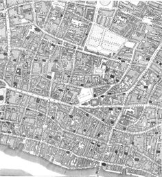 Timbuctoo   Horwood's Maps of London
