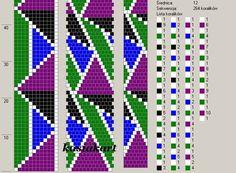 12 around tubular bead crochet rope pattern Crochet Stitches Chart, Bead Crochet Patterns, Peyote Stitch Patterns, Bead Crochet Rope, Seed Bead Patterns, Beaded Jewelry Patterns, Beading Patterns, Beaded Crochet, Crochet Bedspread Pattern