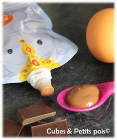 Recette pour bébé de crème dessert au chocolat. Un classique du dessert pour petits riche en lait un vrai souvenir d'enfance. A mettre dans sa gourde réutilisable Squiz évidemment.