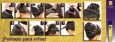 Hoy en nuestra sección: Técnica de peinado, te presentamos este #tutorial de trenza.  ¿Deseas más tips y recomendaciones para estilistas y peluqueros? Da click en la imagen o búscanos en: https://www.facebook.com/duandreprofesional