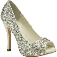 PERFECT bridal shoes :)