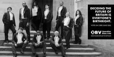The EU referendum is not just for the powerful and privileged – we hope this photograph of people from Britain's minority communities will help to open up the debate