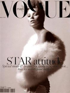 Photos of Carine Roitfeld's Covers and Editorials at Vogue Paris