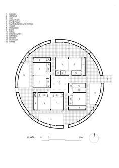 Alberto Campo Baeza, Marco Zanta, Hisao Suzuki · Day Care Center for Benetton ·… Classroom Architecture, Plans Architecture, Architecture Drawings, School Architecture, Contemporary Architecture, Architecture Details, Kindergarten Design, Kindergarten Lesson Plans, Benetton