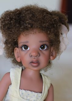 Black Freckles, Black Cartoon, Reborn Toddler, Realistic Dolls, Ball Jointed Dolls, Doll Face, Blythe Dolls, Beautiful Dolls, Fashion Dolls