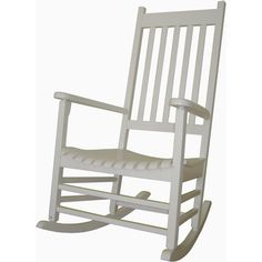 Turned Post Acacia Wood Porch Rocker | Overstock.com Shopping - The Best Deals on Sofas, Chairs & Sectionals