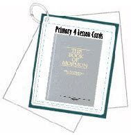 printable cards, lesson card, book of mormon, kid