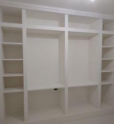 Bedroom Closet Design, Master Bedroom Closet, Closet Designs, Home Decor Bedroom, Build A Closet, Walk In Closet, House Outside Design, Closet Renovation, Wardrobe Room