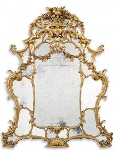 50 Best Antique Mirrors Images Mirror Antiques Furniture
