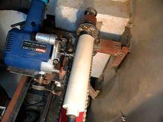 Фрезерный станок по дереву. The milling machine for wood. - YouTube