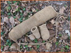 How To Make Cordage Baskets - Hedgehog Leatherworks