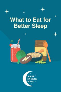 Not getting enough shut eye? Eat your way to better sleep with these five nutrition tips, which can lower your risk for developing Type 2 diabetes. Eat Smart, Nutrition Tips, Easy Healthy Recipes, Good Night Sleep, Diabetes, Healthy Eating, Eye, Food, Eating Healthy