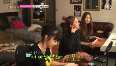 Park Bom, Gayeon & Lee Sora | Roommate Ep.6