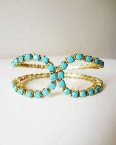 Pretty Turquoise Bracelet.