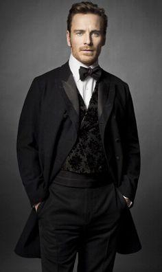 Elegance personified + Michael Fassbender = A Dangerous Method.