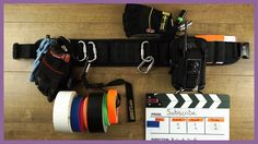 Filmmaker's Utility Pouch | The Film Look - YouTube