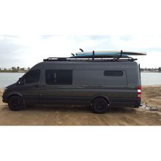 .RB Components Adventure Van this is the best sprinter build I have ever seen