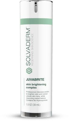 Solvaderm #Skincare - Juvabrite Product and Brand Review