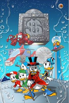 Pinocchio cult Disney movie cartoon poster print #12