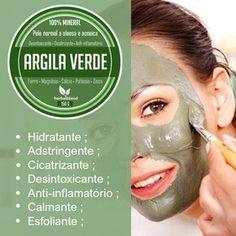 Hidrata e limpa a pele ❤️ . Beauty Make Up, Beauty Care, Beauty Skin, Health And Beauty, Beauty Hacks, Beauty Ideas, Skin Tips, Skin Care Tips, Face Care
