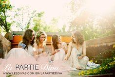 Editorial Inspiração Madrinhas | LaPartieDiva