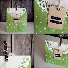 Un emballage cadeau aux détails raffinés - Marie Claire Maison